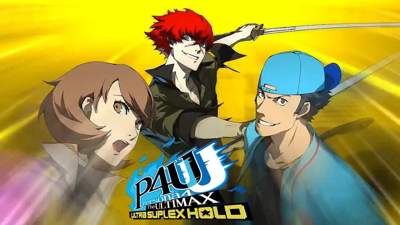 Persona 4 Arena Ultimax Lightningamer (01)