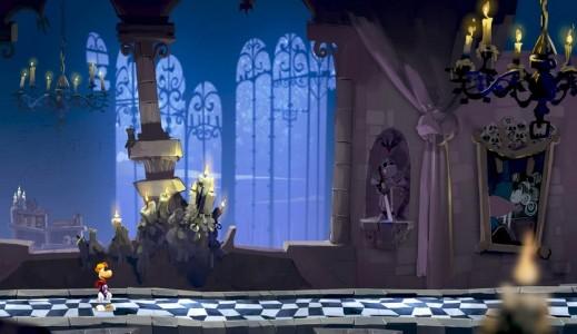 Rayman Legends - Chateau Dracula