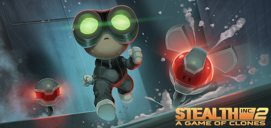 Stealth Inc 2 A Game of Clones Titre