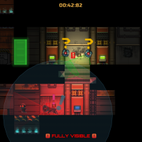 Stealth Inc 2 A Game of Clones Visible