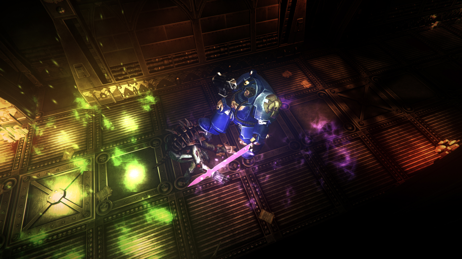Space Hulk Ascension mélée