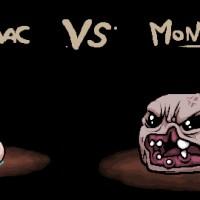 Isaac Versus Monstro