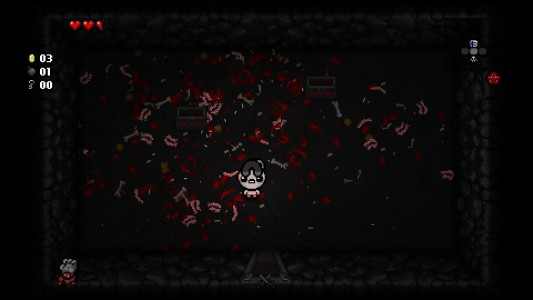 The Binding of Isaac: Rebirth Gameplay