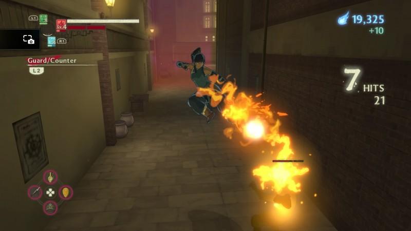 The Legend of Korra : Gameplay