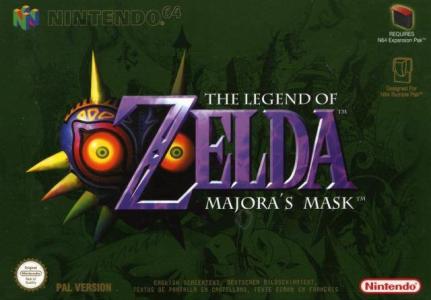 The Legend of Majora's Mask 3D