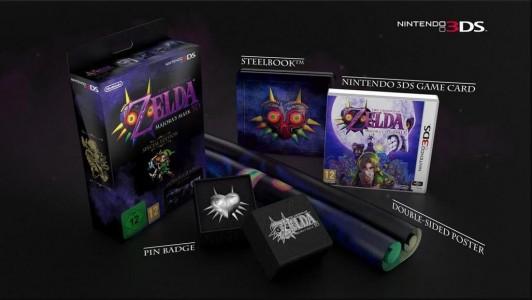 The Legend of Zelda Majora's Mask 3D Collector