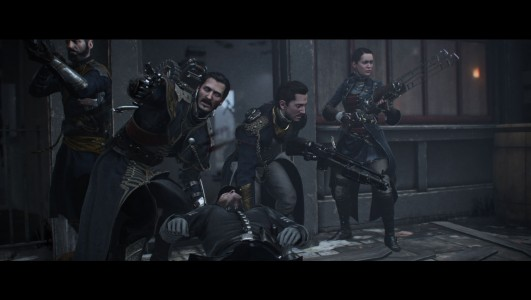 escouade de the order 1886