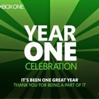 Xbox one celebration