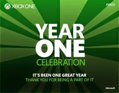 Xbox One Anniversaire