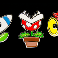 Broches Club Nintendo