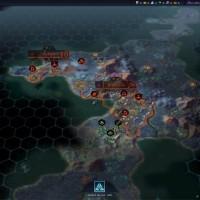 Civilization Beyond Earth Carte