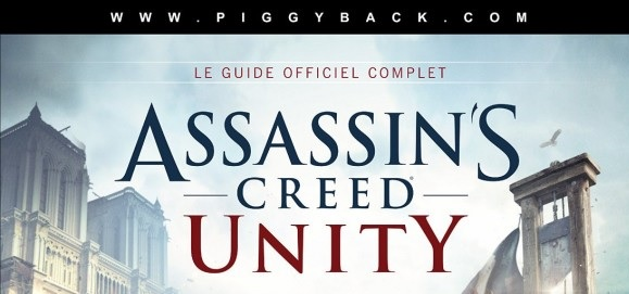 Guide Officiel Assassin's Creed Unity