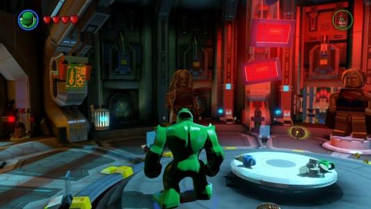 Lego Batman Martian Manhunter