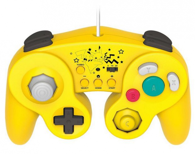 pad pikachu lightningamer 1