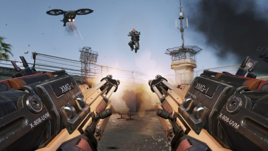 Call of Duty Advanced Warfare Gameplay