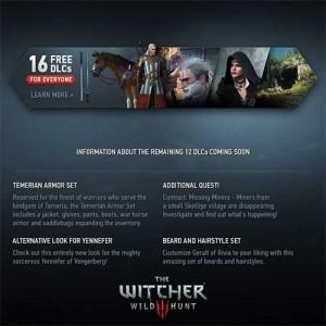 the witcher 3 wild hunt DLC