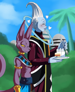 xenoverse whis beerus