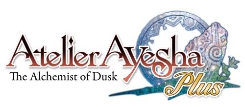Atelier Ayesha Plus - The Alchemist of Dusk Logo