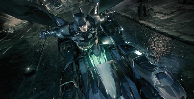 Batman Arkham Knight nouvelle date et nouveau trailer