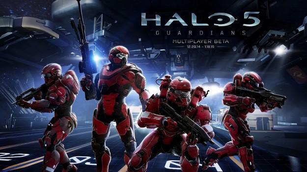 Beta Halo 5  guardians
