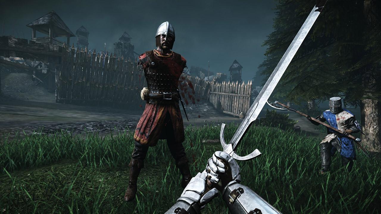Chilvary épée batarde