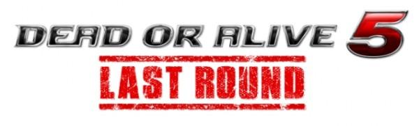 Logo de Dead or Alive 5 Last Round