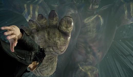 Final Fantasy XV - Combat de Titan
