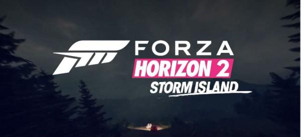 Forza Horizon 2 / DLC Storm Island