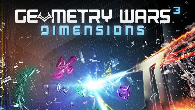 Geometry Wars 3 Dimensions LG