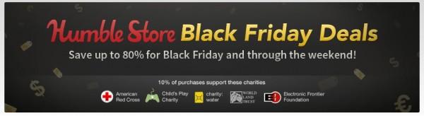 Humble Bundle Black Friday
