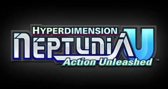Hyperdimension Neptunia U Logo