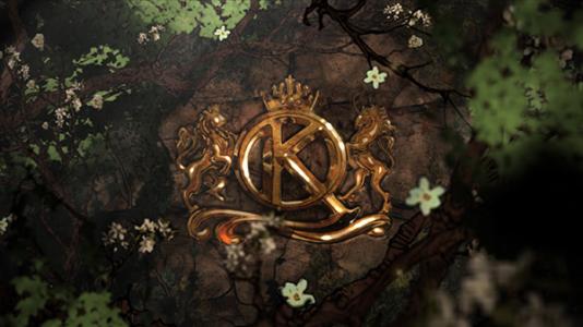 Logo de King's quest
