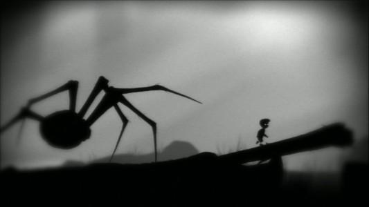 LIMBO / Araignée
