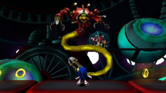 Lyric de Sonic Boom : Le Cristal Brisé