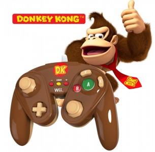 Super Smash Bros - Manette Donkey Kong Super Smash Bros