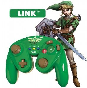 Super Smash Bros - Manette Link Super Smash Bros