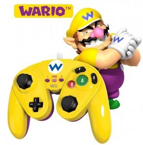 Super Smash Bros - Manette Wario Super Smash Bros