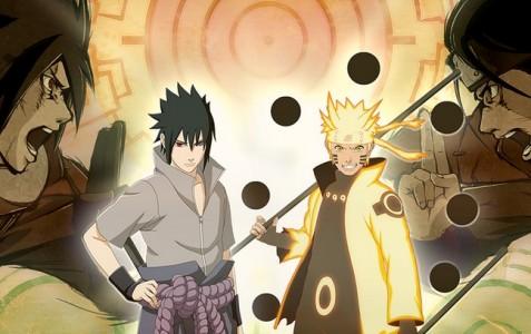 Naruto Shippuden Ultimate Ninja Storm 4 Artwork
