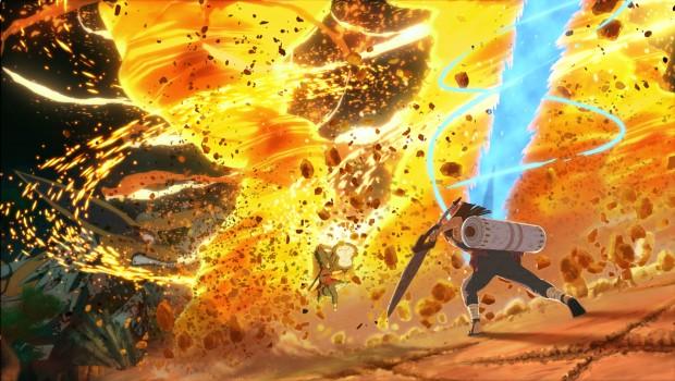 Naruto Shippuden : Ultimate Ninja Storm 4 Hashirama Madara