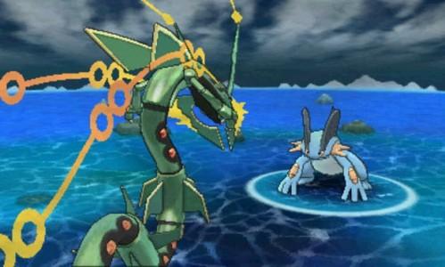 Pokémon Rubis Oméga - Primp Rayquaza