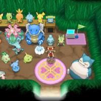 Pokémon Rubis Oméga - Base secrète