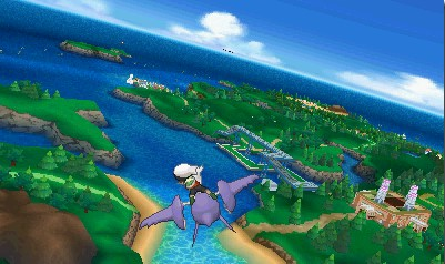 Pokémon Rubis Oméga - Hoenn
