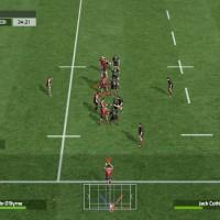 Rugby 15 : la touche