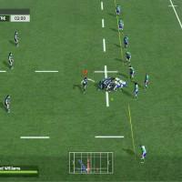 Rugby 15 : la mêlée