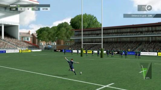 Rugby 15 : la pénalité