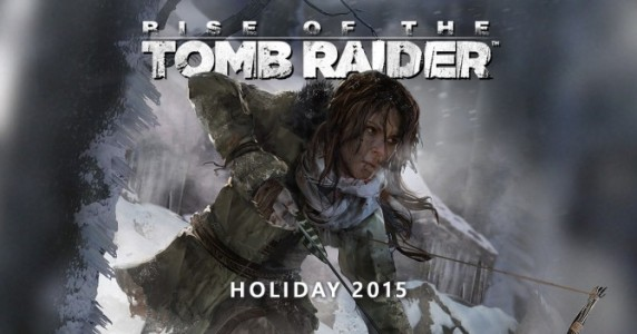 Rise of the tomb raider titre