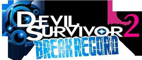 Shin Megami Tensei - Devil Survivor 2 - Break Record Logo