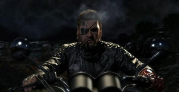 Snake Metal Gear Solid 5
