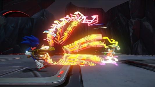 Sonic Boom L'Ascension de Lyric