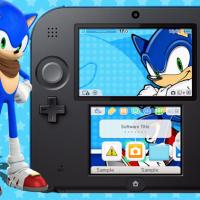 Sonic Boom Theme Bundle